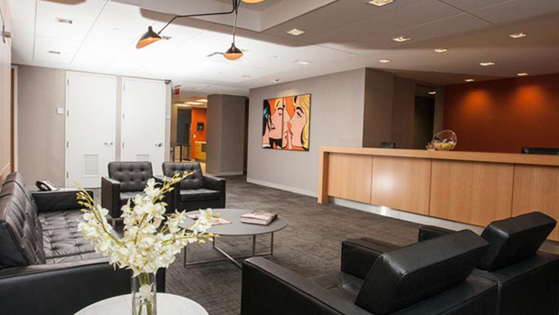 Corporate Suites Rockefeller Center, NYC