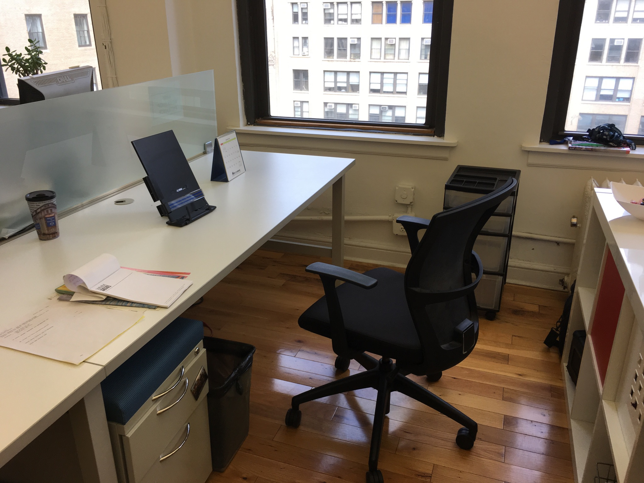 Desk Rental, NYC