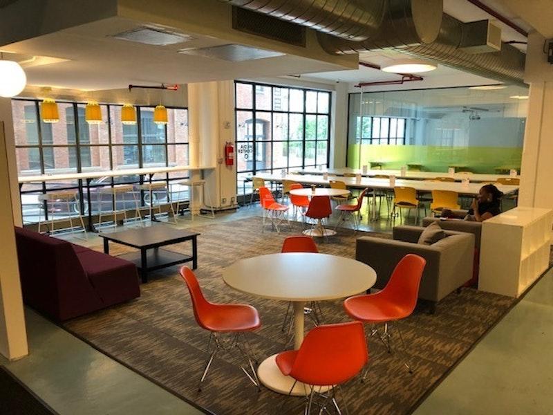 Freelancers Hub, NYC
