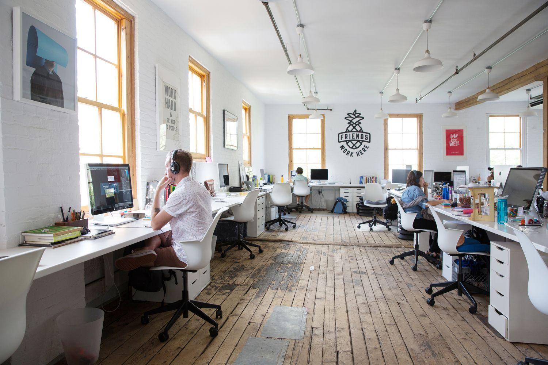 Friends Work Here, NYC