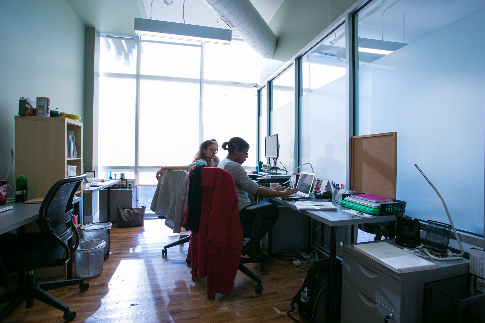 Greendesk Downtown BK 147 Prince Street, NYC