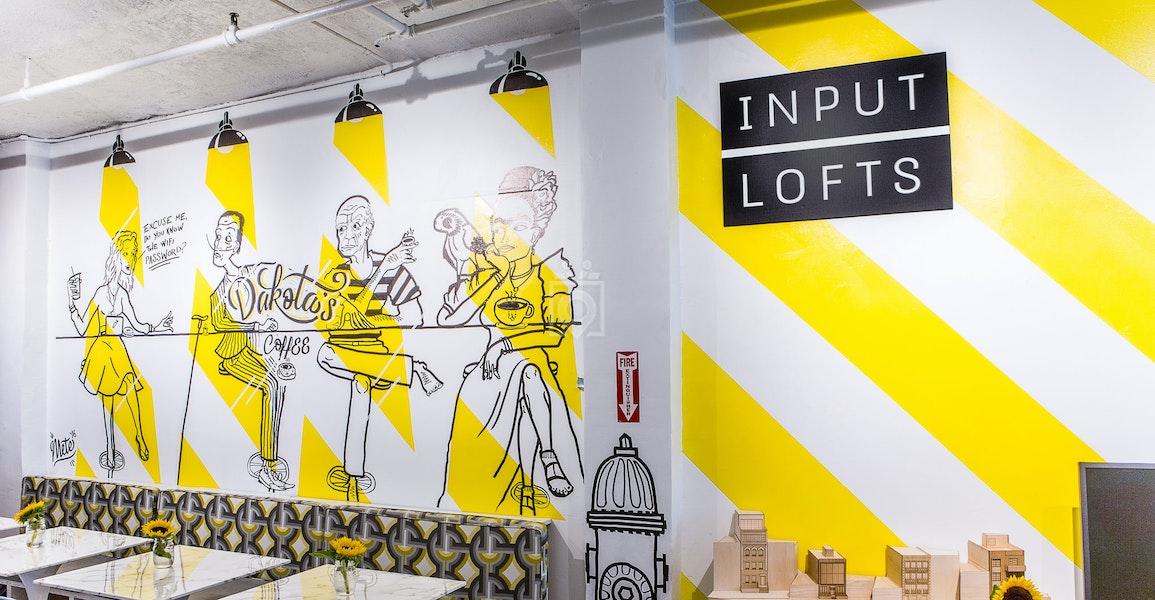 Input Lofts, NYC