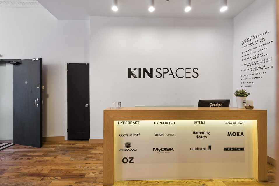Kin Spaces, NYC