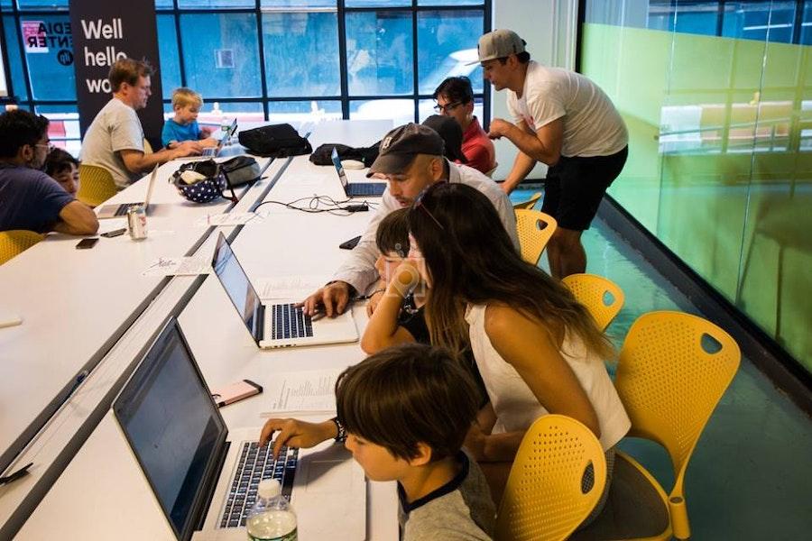 Made in NY Media Center by IFP, NYC