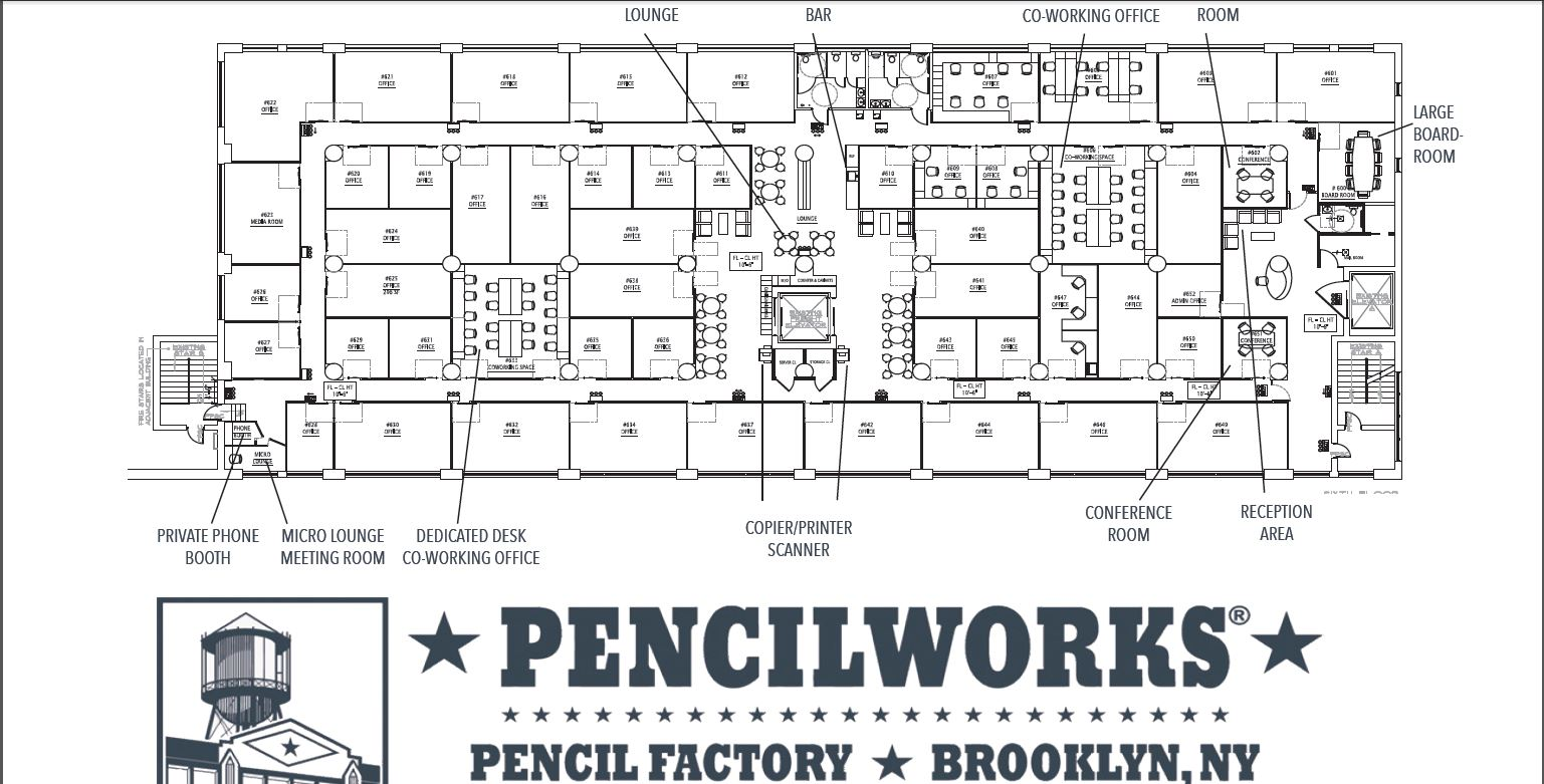 PencilWorks, NYC