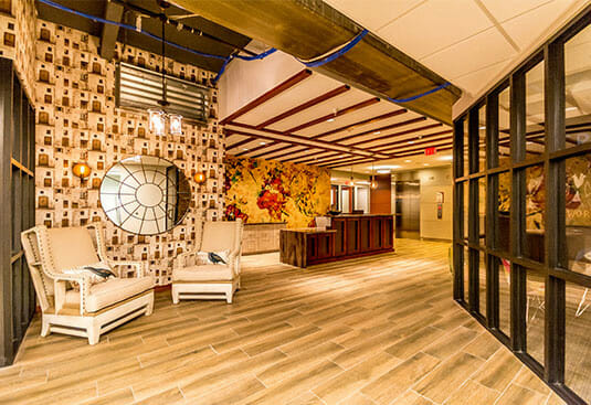 Quest Workspaces 48 WALL STREET, NYC