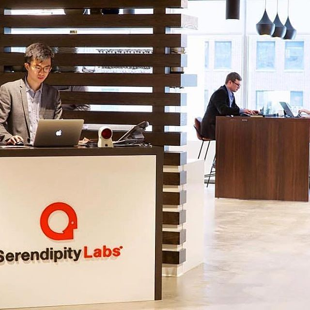 Serendipity Labs NYC Financial District, NYC