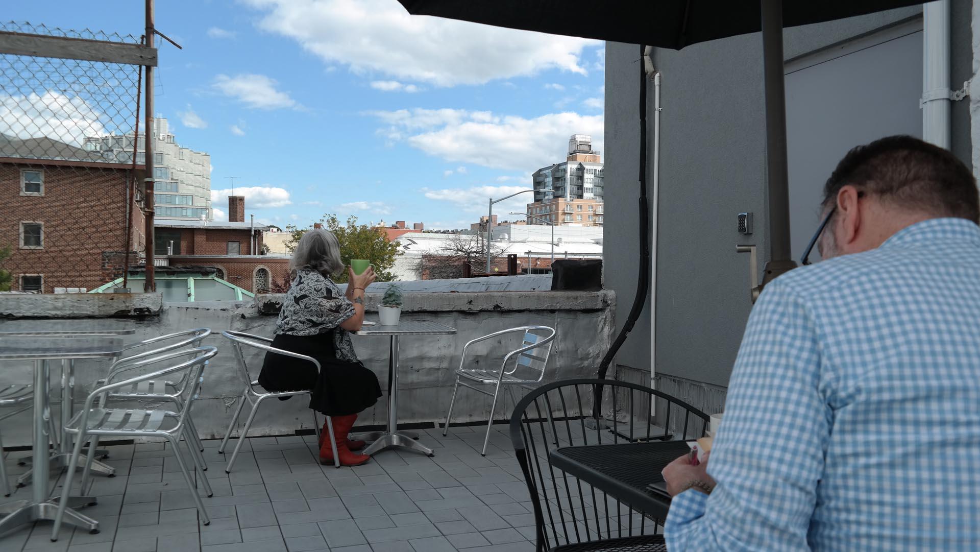 The Brooklyn Writers Space Gowanus, NYC