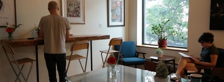 The Brooklyn Writers Space Gowanus