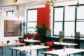 The Compound Cowork, Jersey City