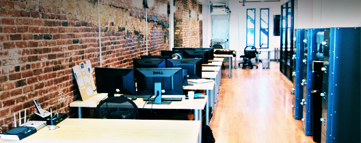 The productive Coworking Studio, NYC