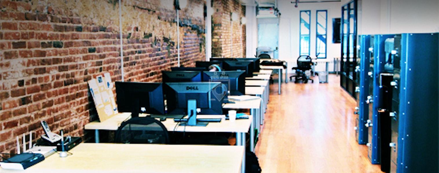 The productive Coworking Studio, NYC