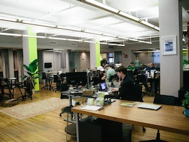 Voyager HQ, NYC