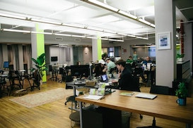 Voyager HQ, Jersey City