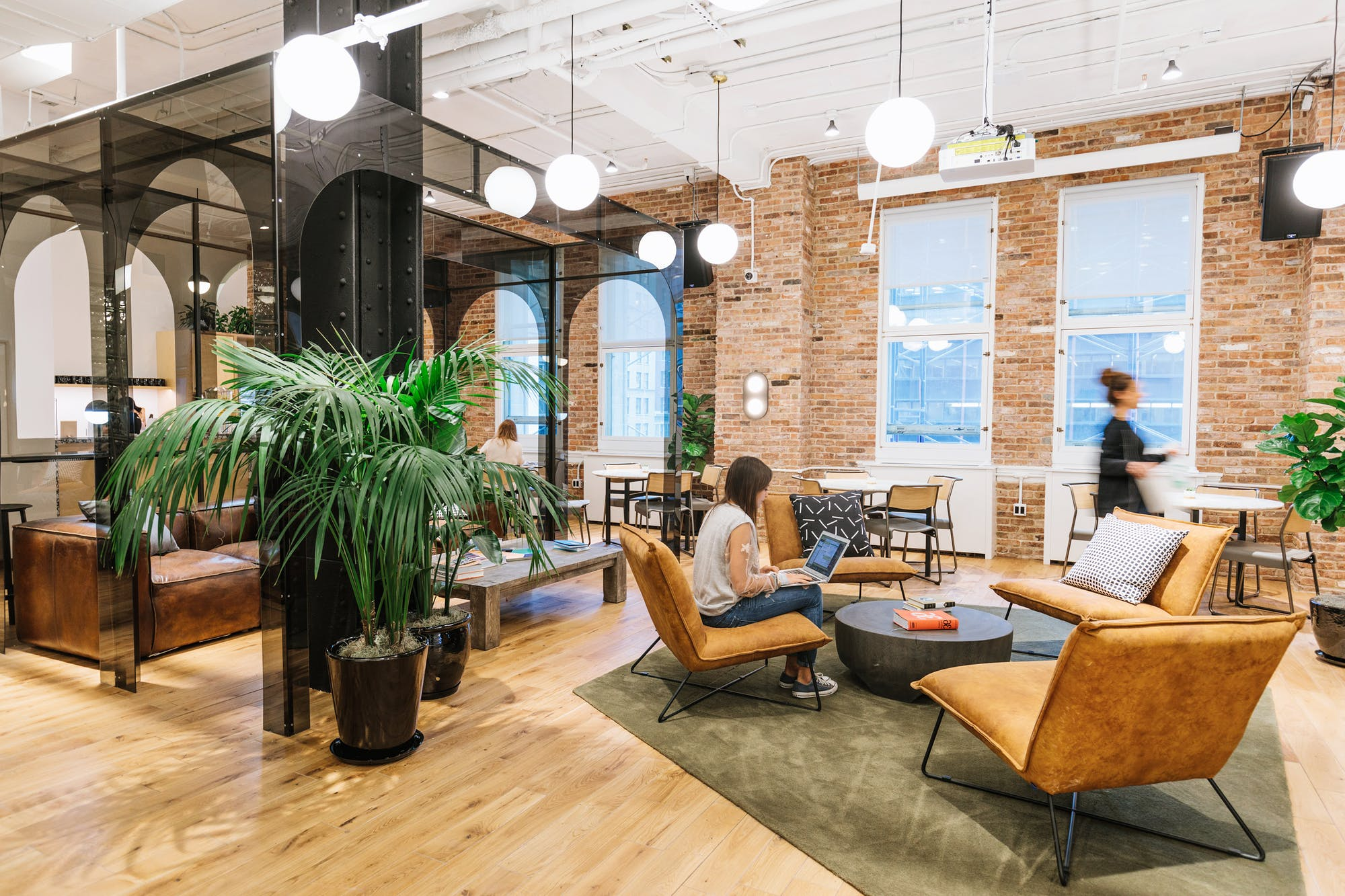 WeWork 115 Broadway, NYC