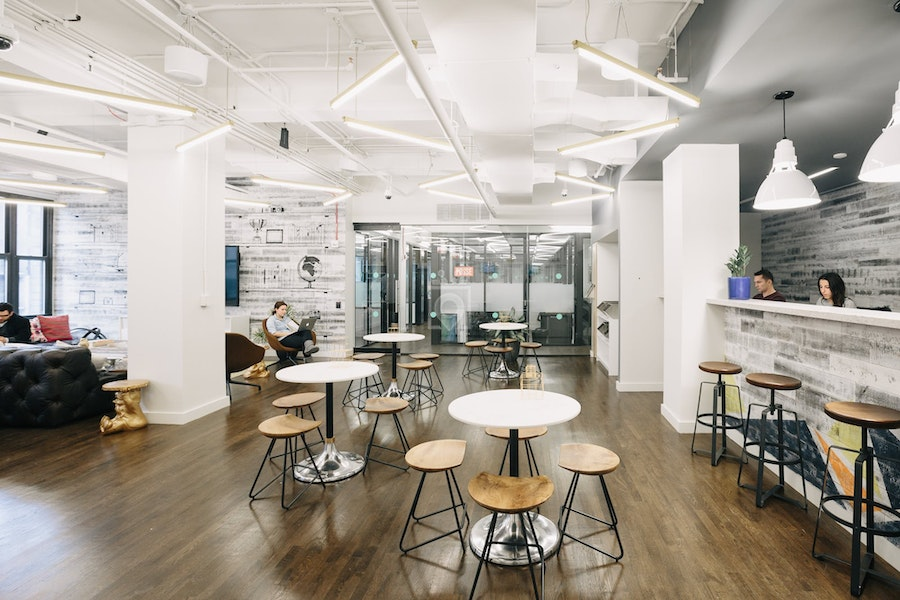 WeWork 120 E 23rd St, NYC