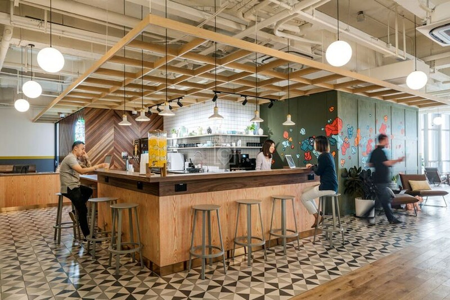 WeWork 130 5th Avenue, NYC