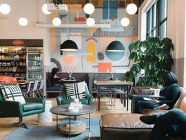 WeWork 154 W 14th, NYC