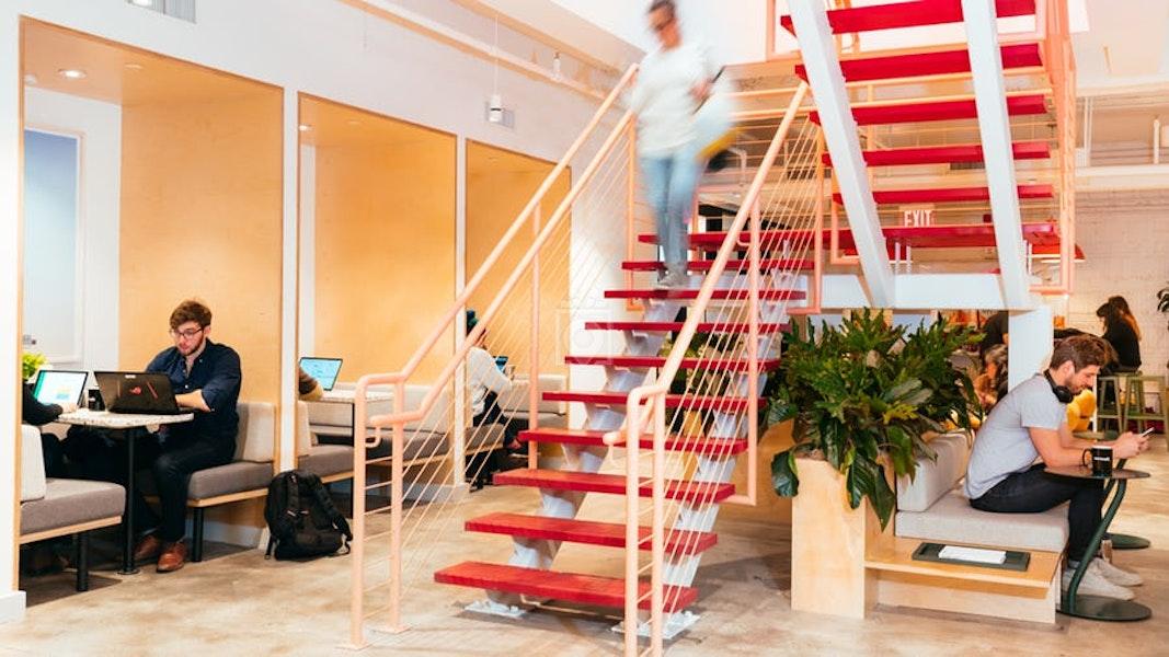 WeWork 609 Greenwich Street, NYC