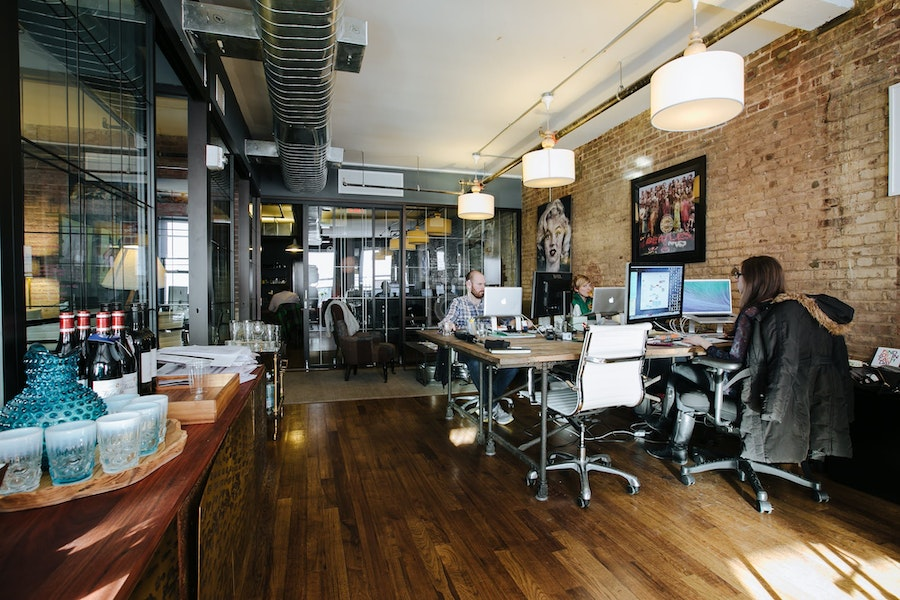 WeWork Meatpacking, NYC