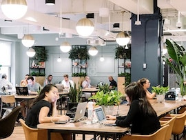 WeWork Penn Station, NYC