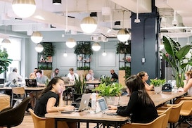 WeWork Penn Station, Brooklyn