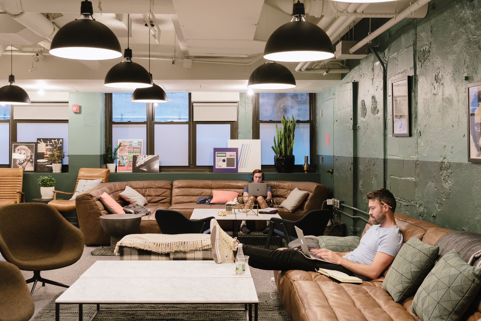 WeWork South Williamsburg, NYC