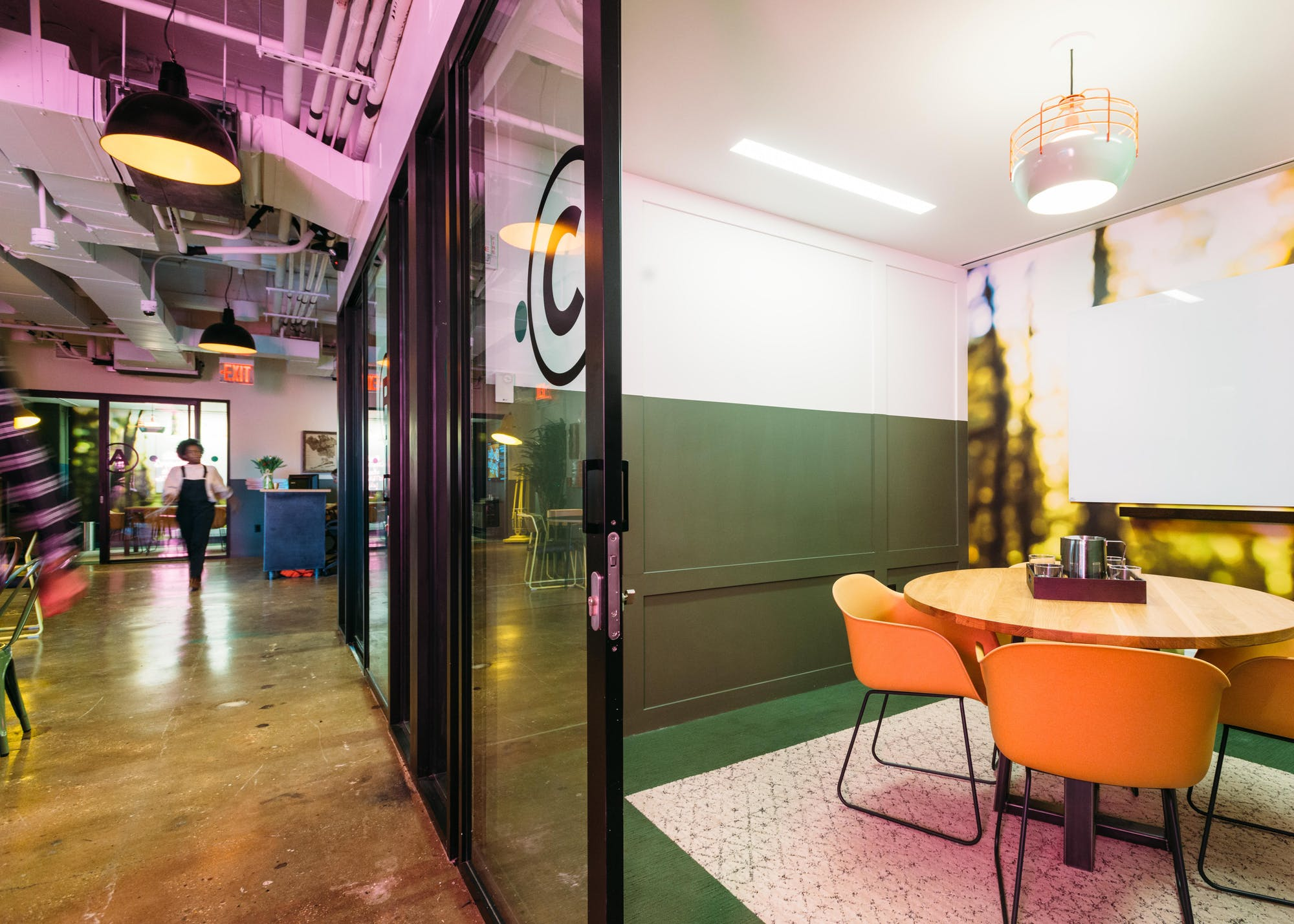 WeWork Studio Square, NYC