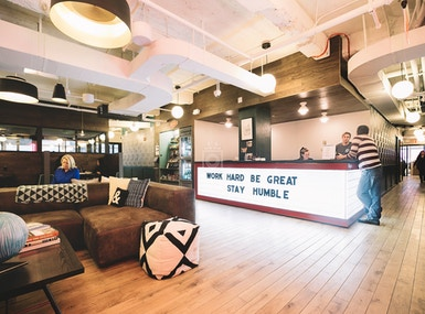WeWork Times Square image 4
