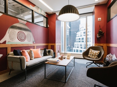 WeWork W. 43rd St. image 5