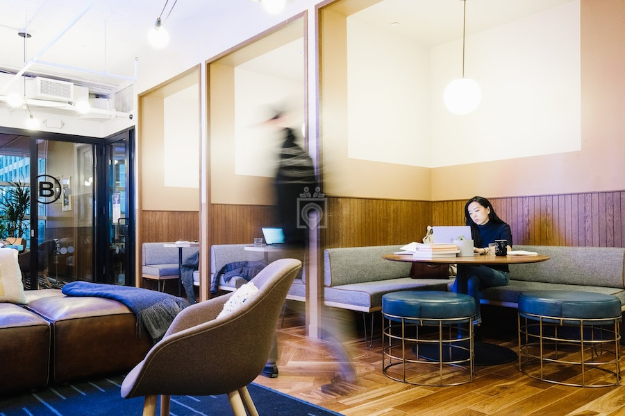 WeWork W. 57th St., NYC