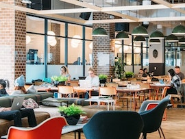 WeWork Williamsburg, WeWork