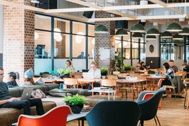 WeWork Williamsburg, Jersey City