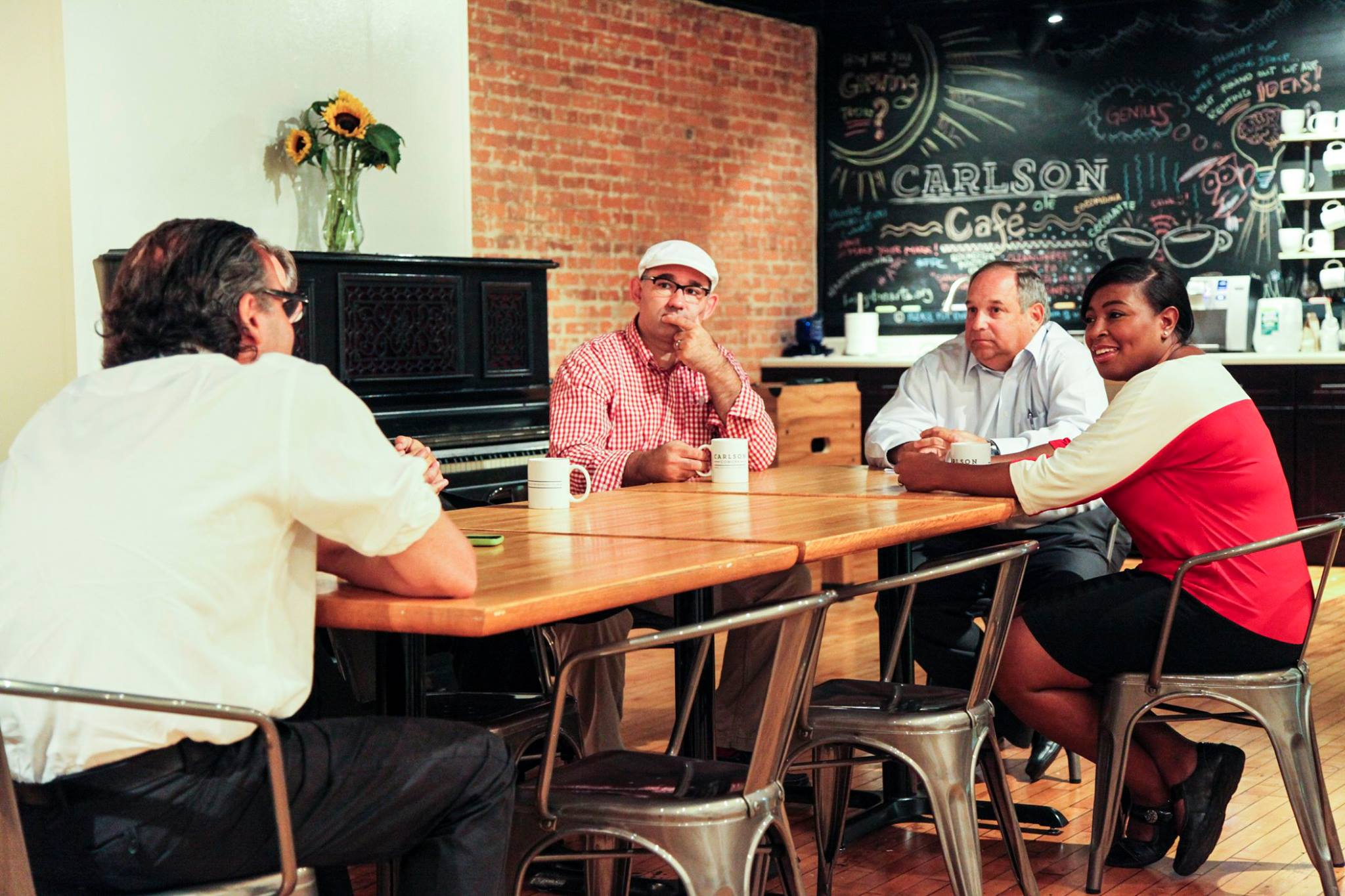 Carlson Cowork, Rochester