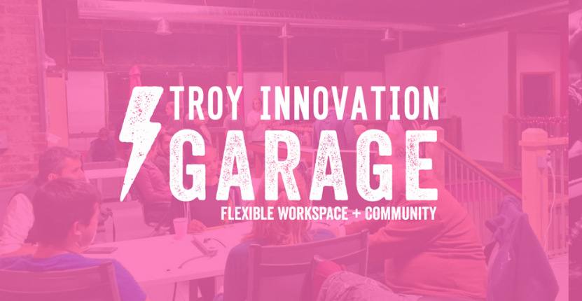 Troy innovation garage troy read reviews book online solutioingenieria Choice Image