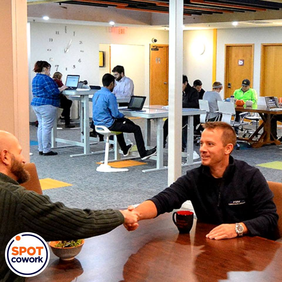 SPOT cowork - Victor, NY, Victor