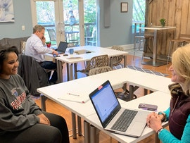 Focal Point Coworking, Asheville
