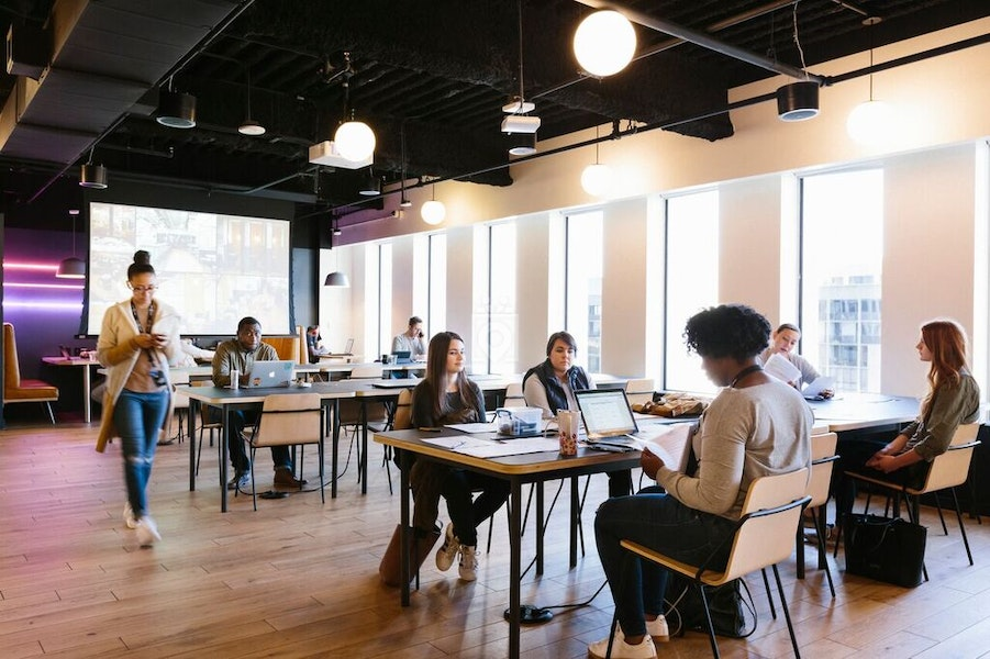 WeWork 128 S Tryon St, Charlotte