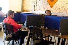Coworking Station, Holly Springs