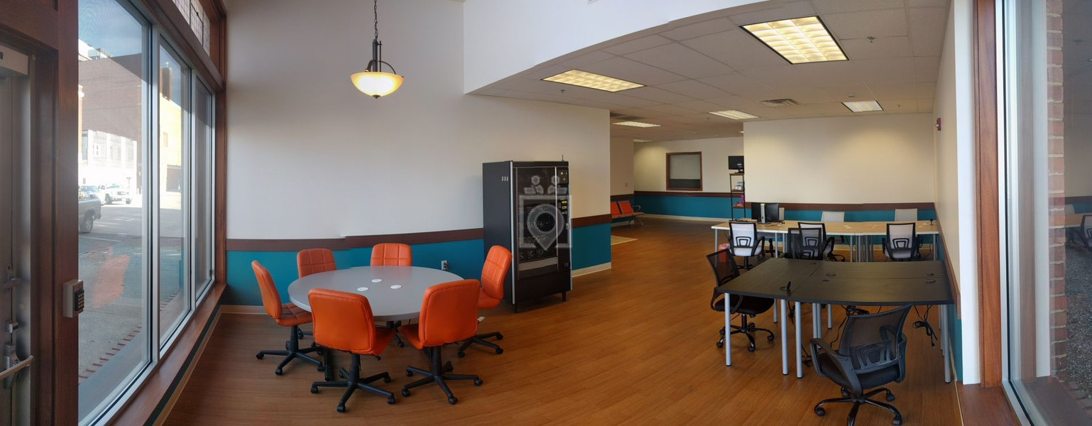 Canton Work Space, Canton