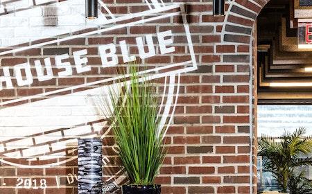Brick House Blue, Columbus