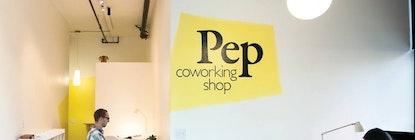 Pep Coworking Shop