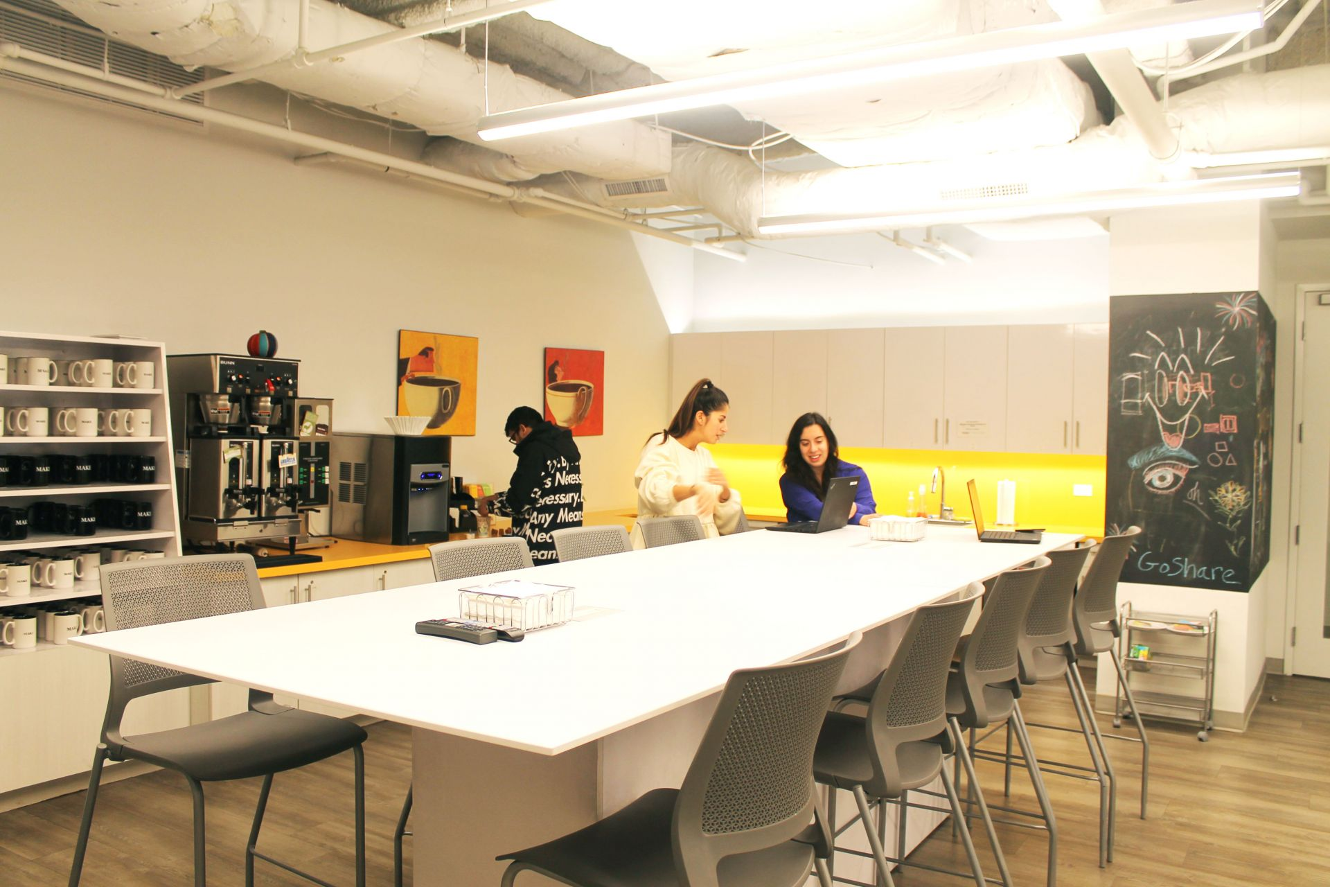 MakeOffices at Center City, Philadelphia