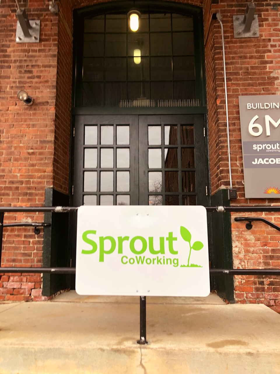Sprout CoWorking Providence, Providence