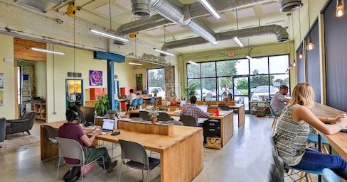 Local Works, Charleston | coworkspace.com