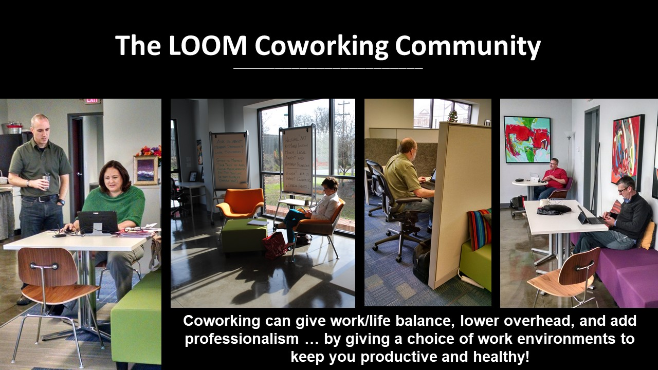 LOOM Coworking, Gallery and Event Space, Fort Mill