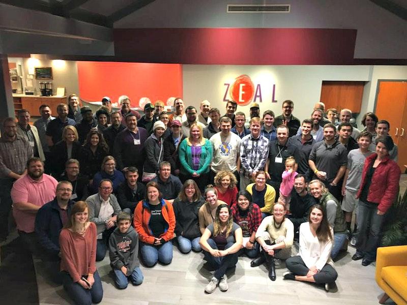 Zeal Center for Entrepreneurship, Sioux Falls