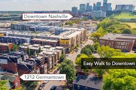 1212 Germantown, Nashville