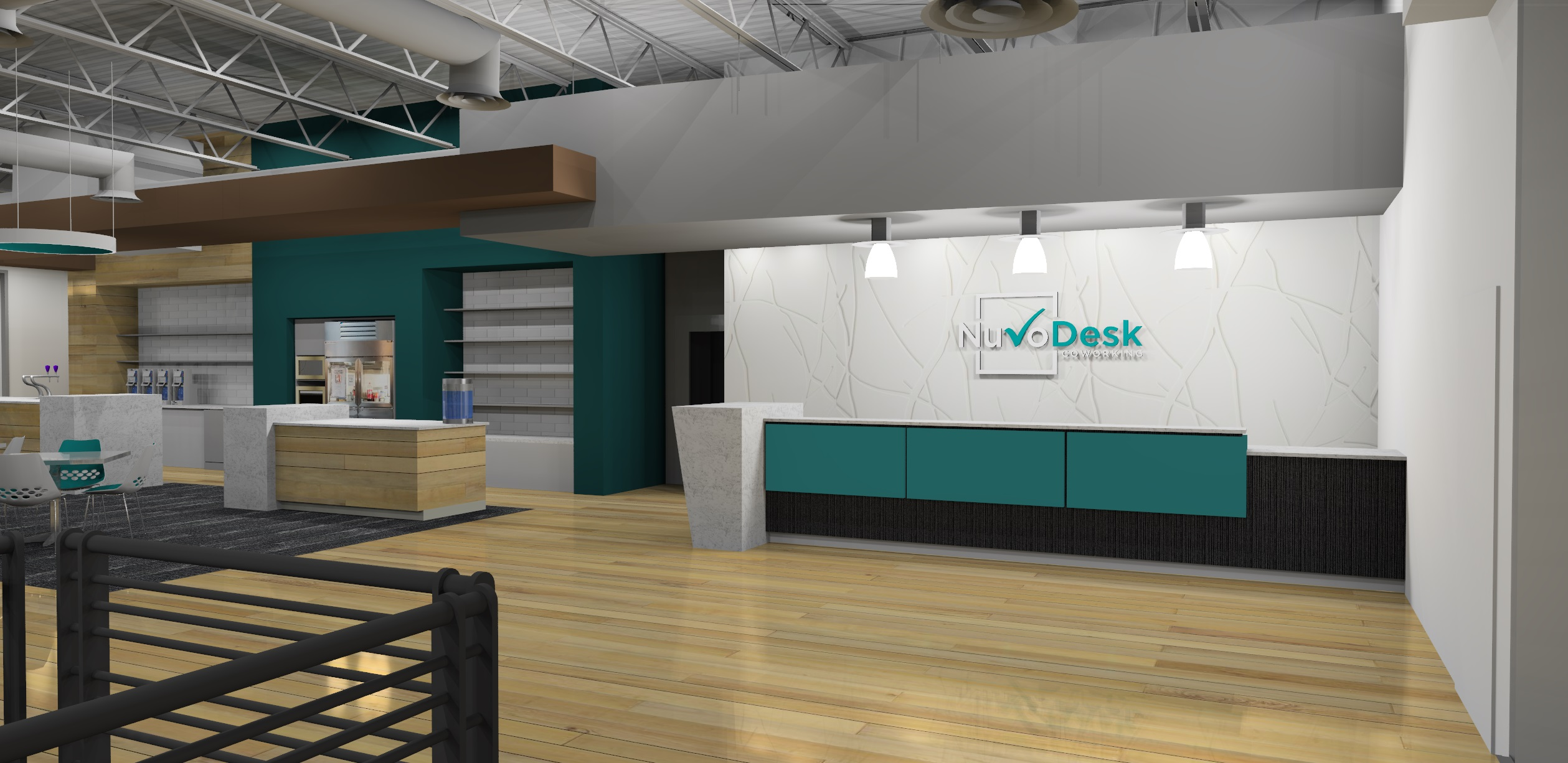 NuvoDesk Coworking, Arlington