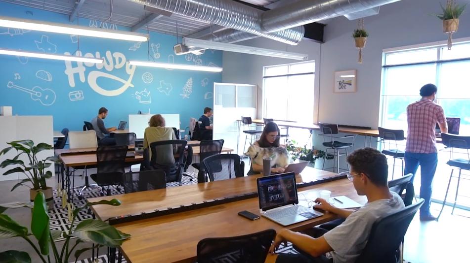 Createscape Coworking, Austin